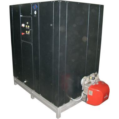 Паровой котёл дизельный Орлик 1,0-0,07Д (1000 кг, пар./час)